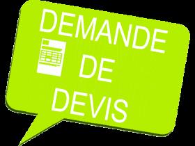 DEMANDE DE DEVIS